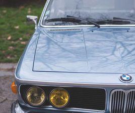 BMW 30CS E9 1973