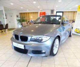 2012 BMW 120D 2.0 M SPORT 2DR CONVERTIBLE - PARKING SENS- STUNNING VEHICLE