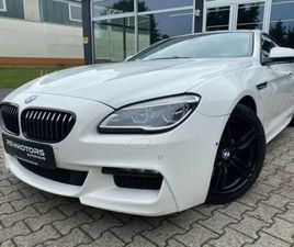 BMW 640I XDRIVE GRAN COUPE/M-PAKET/SOFT/KAMERA/VOLL