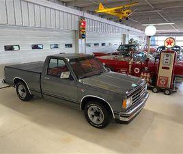 FOR SALE: 1988 CHEVROLET S10 IN COLUMBUS, OHIO