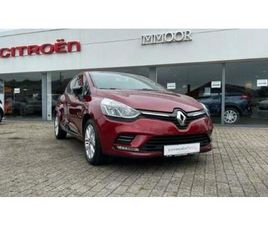 RENAULT CLIO ENERGY TCE 75 START & STOP LIMITED 2018