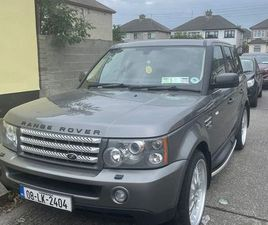 RANGE ROVER SPORT FOR SALE IN DUBLIN FOR €10,000 ON DONEDEAL