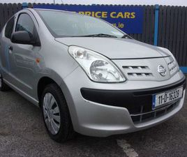 NISSAN PIXO, 2011 1.0 PETROL 5DOOR FOR SALE IN DUBLIN FOR €4,750 ON DONEDEAL