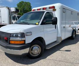 USED 2014 CHEVROLET EXPRESS 3500