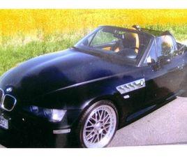 BMW Z3 ROADSTER SONDERMD. INDIVIDUAL KYALAMI 1 OF 700 NEUZUSTAND