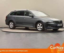 SKODA SUPERB COMBI 2.0 TDI AMBITION FOR SALE IN DUBLIN FOR €21,250 ON DONEDEAL