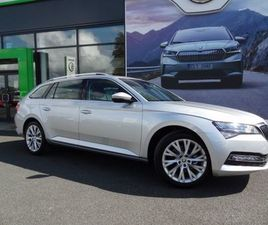 SKODA SUPERB STYLE COMBI 2.0 TDI DSG FOR SALE IN LAOIS FOR €42,950 ON DONEDEAL