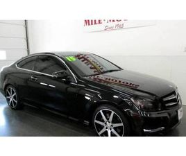 C 350 COUPE RWD