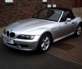 2001 BMW Z3 1.9 ROADSTER 1.8 - £3,999