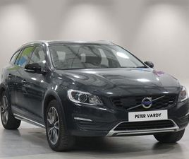 2017 VOLVO V60 2.4TD D4 CROSS COUNTRY LUX AWD - £17,450