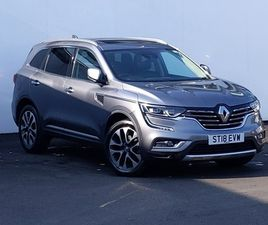 USED 2018 (18) RENAULT KOLEOS 2.0 DCI SIGNATURE NAV 5DR X-TRONIC IN LINWOOD