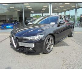 ALFA ROMEO GIULIA, 2018 2.2 DIESEL SPECIAL EDITION FOR SALE IN DUBLIN FOR €31,999 ON DONED