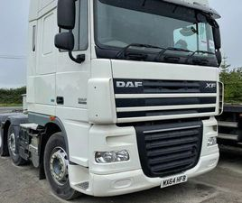 DAF XF 460 FOR SALE IN WICKLOW FOR €25,000 ON DONEDEAL