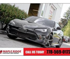 2019 TOYOTA 86 TRD SPECIAL EDITION NO ACCIDENTS, 6-SPEED MANUAL
