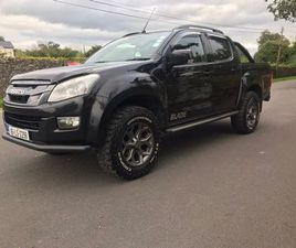 ISUZU DMAX BLADE FOR SALE IN LAOIS FOR €25,500 ON DONEDEAL