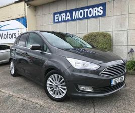 FORD C-MAX C MAX TITANIUM COMPACT 1.0 FOR SALE IN DUBLIN FOR €17,950 ON DONEDEAL