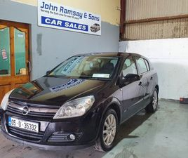 OPEL ASTRA NEW NCT DESIGN 1.4I 16V 5DR FOR SALE IN CORK FOR €1,250 ON DONEDEAL