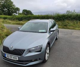 SKODA SUPERB 2.0D STYLE ESTATE COMBI FOR SALE IN OFFALY FOR €16,495 ON DONEDEAL