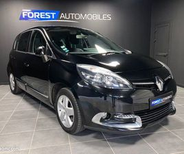 RENAULT SCENIC III 1.5 DCI 110 CH BUSINESS
