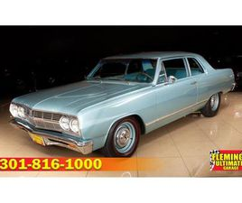 FOR SALE: 1965 CHEVROLET CHEVELLE IN ROCKVILLE, MARYLAND