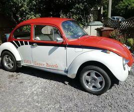 CLASSIC VW 1303 SUPER BEETLE