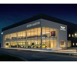 ASTON MARTIN V12 VANTAGE ROADSTER SPECIAL EDITIONS S 2DR SPORTSHIFT III