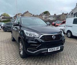 SSANGYONG REXTON 2.2 ULTIMATE 5DR AUTO