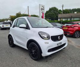 SMART FORTWO 1.0 PRIME SPORT (S/S) 2DR