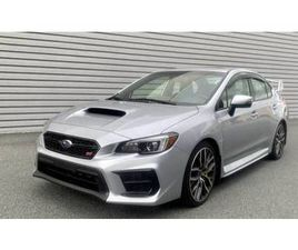 STI LIMITED MANUAL WITH WING SPOILER
