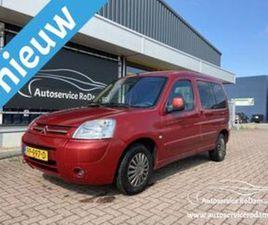 CITROEN BERLINGO 1.4I FIRST UIT 2008 AANGEBODEN DOOR AUTOSERVICE RODAM