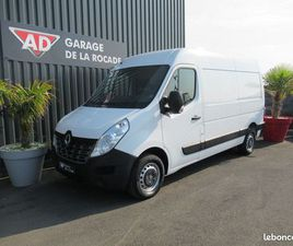 RENAULT MASTER L2H2 2.3 DCI 130CH GRAND CONFORT