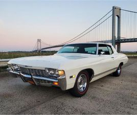 FOR SALE: 1968 CHEVROLET CAPRICE IN CADILLAC, MICHIGAN