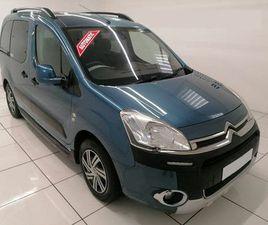 2012 CITROEN BERLINGO 1.6TD XTR (90BHP) AUTO SEQ - £7,499