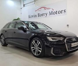 AUDI A6 AVANT S-LINE 40 TDI 204BHP AUTOMATIC NEW FOR SALE IN DUBLIN FOR €47,900 ON DONEDEA