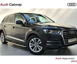 AUDI Q7 COMMERCIAL 3.0TDI 272BHP QUATTRO BUSINE FOR SALE IN GALWAY FOR €47,500 ON DONEDEAL