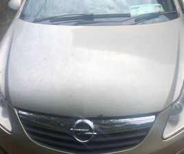 OPEL CORSA FOR SALE FOR SALE IN CORK FOR €1,500 ON DONEDEAL