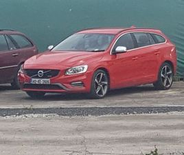 VOLVO V60 FOR SALE IN KILDARE FOR €10,500 ON DONEDEAL
