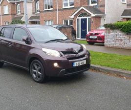 TOYOTA URBAN CRUISER 1.4 D4D 4WD SUV NEW NCT. FOR SALE IN DUBLIN FOR €7,150 ON DONEDEAL
