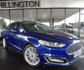 FORD MONDEO 2.0 TDCI VIGNALE POWERSHIFT (S/S) 5DR
