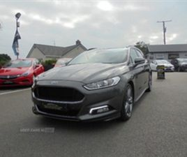 USED 2019 FORD MONDEO ST-LINE EDITION ESTATE 49,000 MILES IN GREY FOR SALE | CARSITE