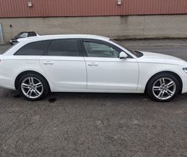 2014 AUDI A6 20 TDI ULTRA FOR SALE IN DERRY FOR £7,895 ON DONEDEAL