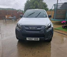 ISUZU DMAX 2018 FOR SALE IN CAVAN FOR €23,500 ON DONEDEAL