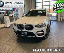 2021 BMW X3 XDRIVE30I - $416 B/W | CARS & TRUCKS | SARNIA | KIJIJI