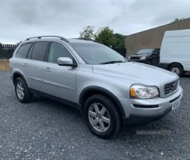 USED 2009 VOLVO XC90 ACTIVE AWD D5 NOT SPECIFIED 113,000 MILES IN SILVER FOR SALE | CARSIT