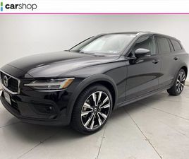 USED 2021 VOLVO V60 T5 CROSS COUNTRY MOMENTUM