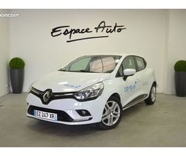 RENAULT CLIO IV STE 1.5 DCI 75CH ENERGY BUSINESS