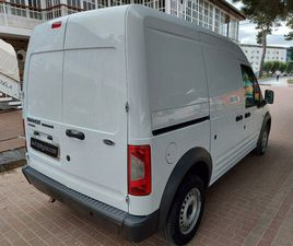 FORD - TRANSIT CONNECT+90T230+ALTA