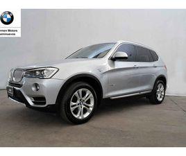 BMW X3 2.0 XDRIVE 20I L4 T AT
