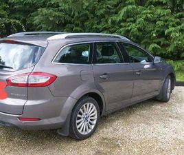 FORD MONDEO TITANIUM ESTATE FOR SALE IN MAYO FOR €7,450 ON DONEDEAL