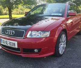 AUDI A4 AVANT 1.9 QUATTRO 130BHP FOR SALE IN LEITRIM FOR €1,800 ON DONEDEAL
